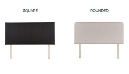 Deluxe Square and Rounded Headboards