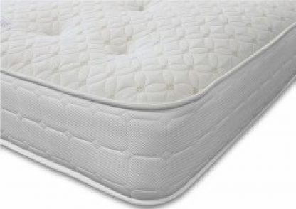 Deluxe Memory Elite 1000 Pocket Mattress Close Up