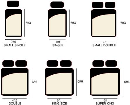Divan Bed Size Guide