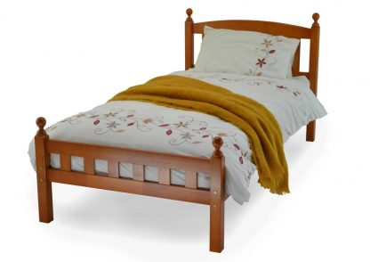 Florence Wooden Bed
