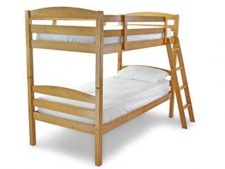 Moderna Pine Bunk Bed