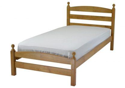 Moderna Wooden Bed
