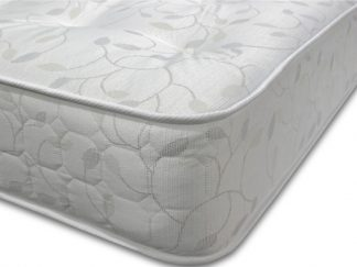 Deluxe Super Damask Mattress Close Up