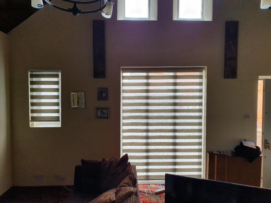 Vision Blinds in Various Sizes