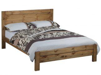 Windsor Calton Bed Frame in Oak