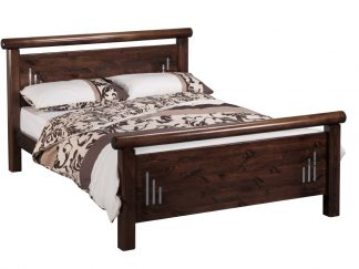 Windsor Hamilton Bed Frame in Chocolate