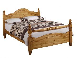 Windsor York Bed Frame in Antique