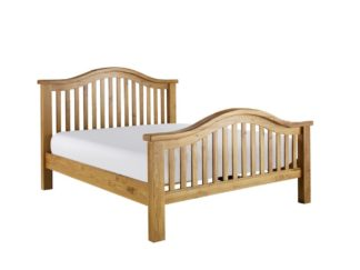 Minnesota High End Wooden Bed