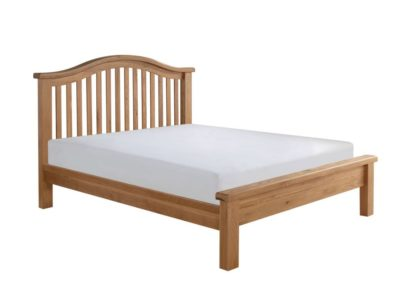 Minnesota Low End Wooden Bed