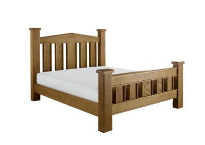 Vermont Oak Bed